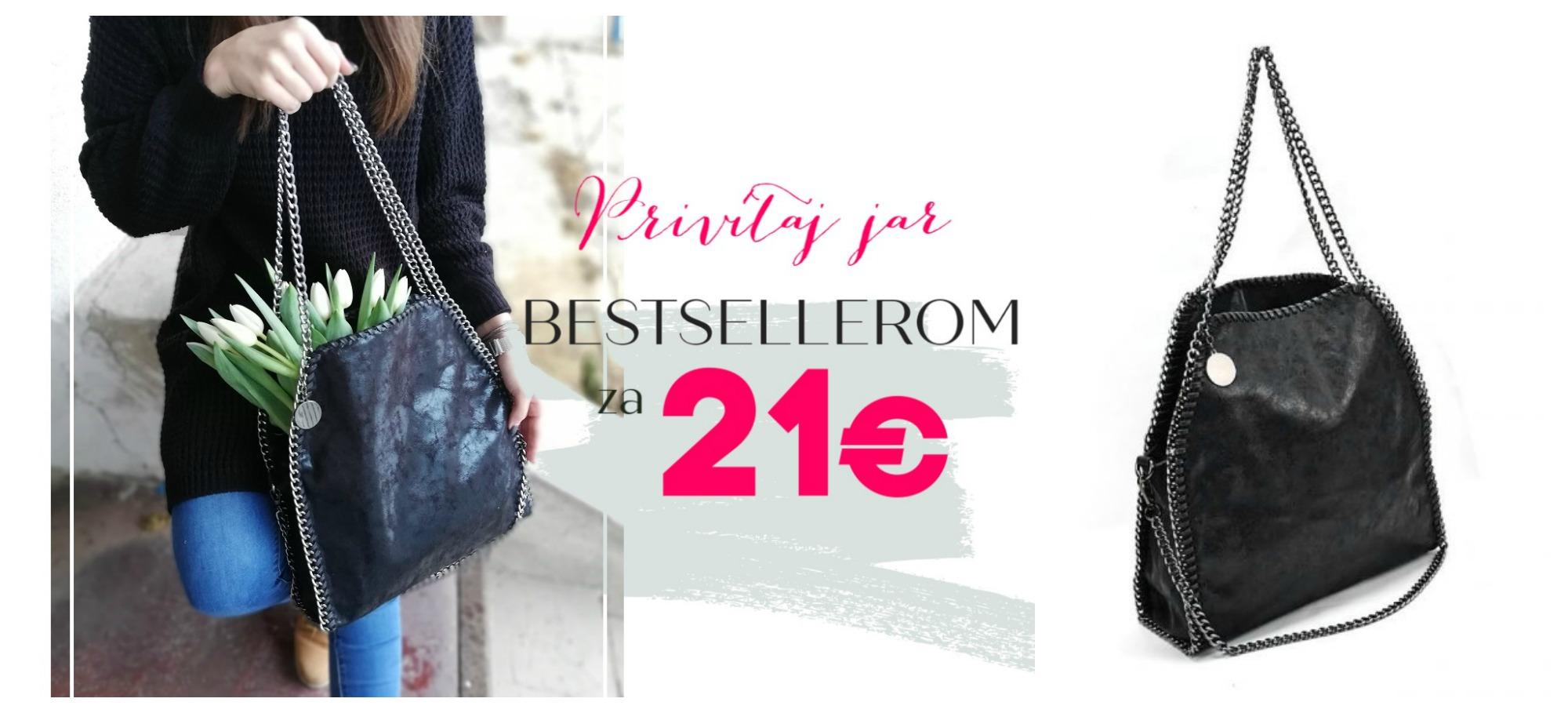 Privítaj jar BESTSELLEROM za 21€ !!!