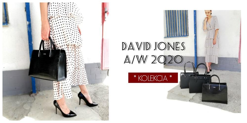 Kolekcia David Jones A/W 2020