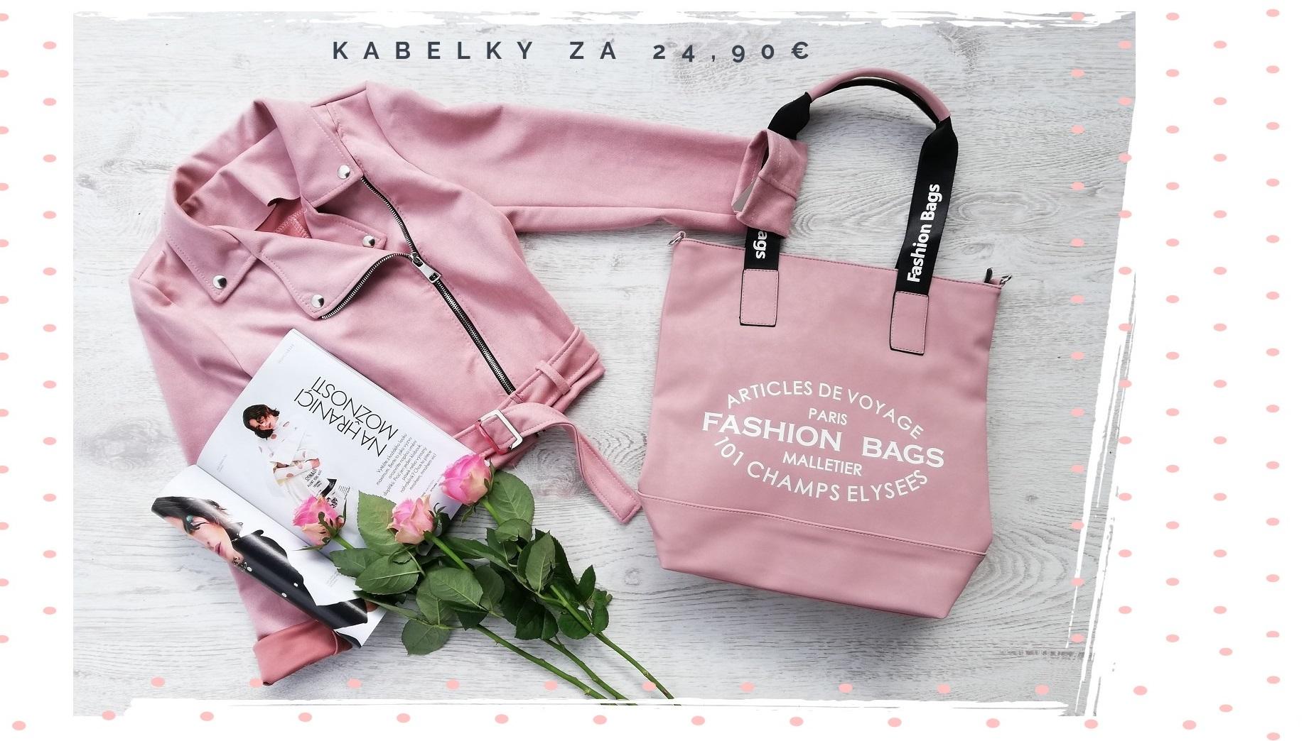 Fashion kabelky v jarných farbách!