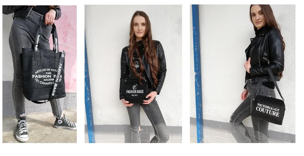 Štýlové čierne modely do 30€
