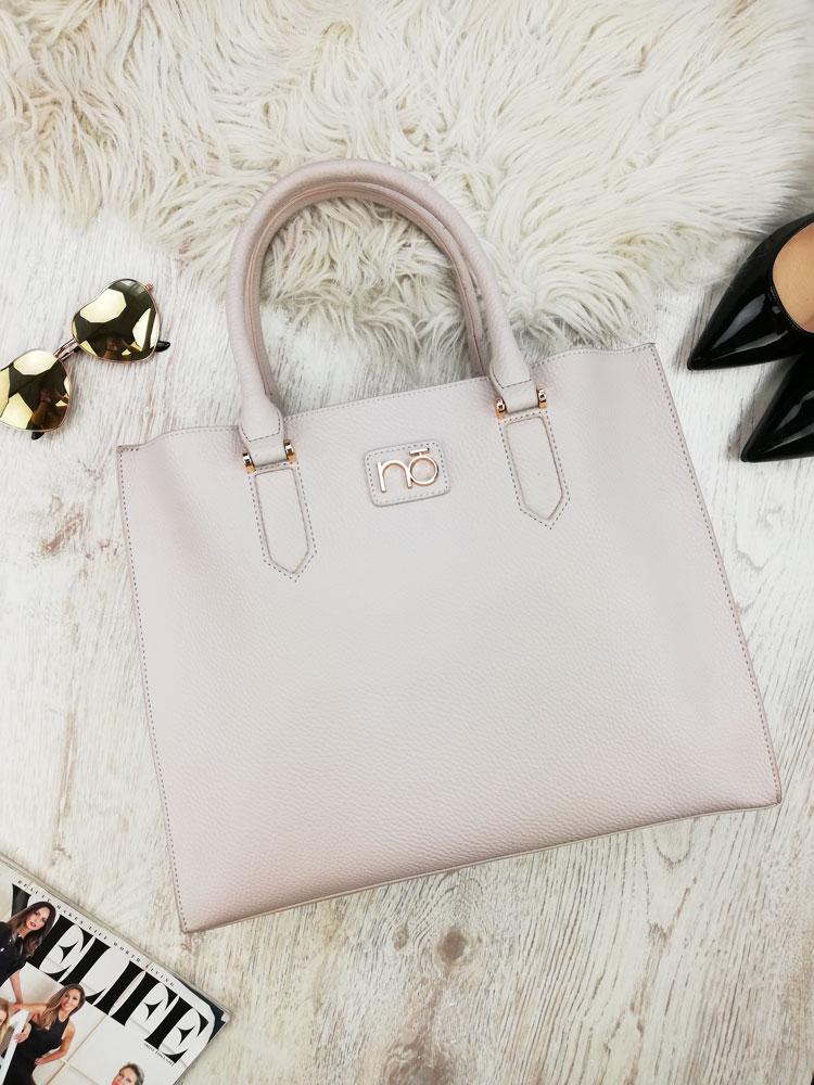 0520136c1c Sivá kabelka do ruky NÓBO NBAG-E0511-C019-grey