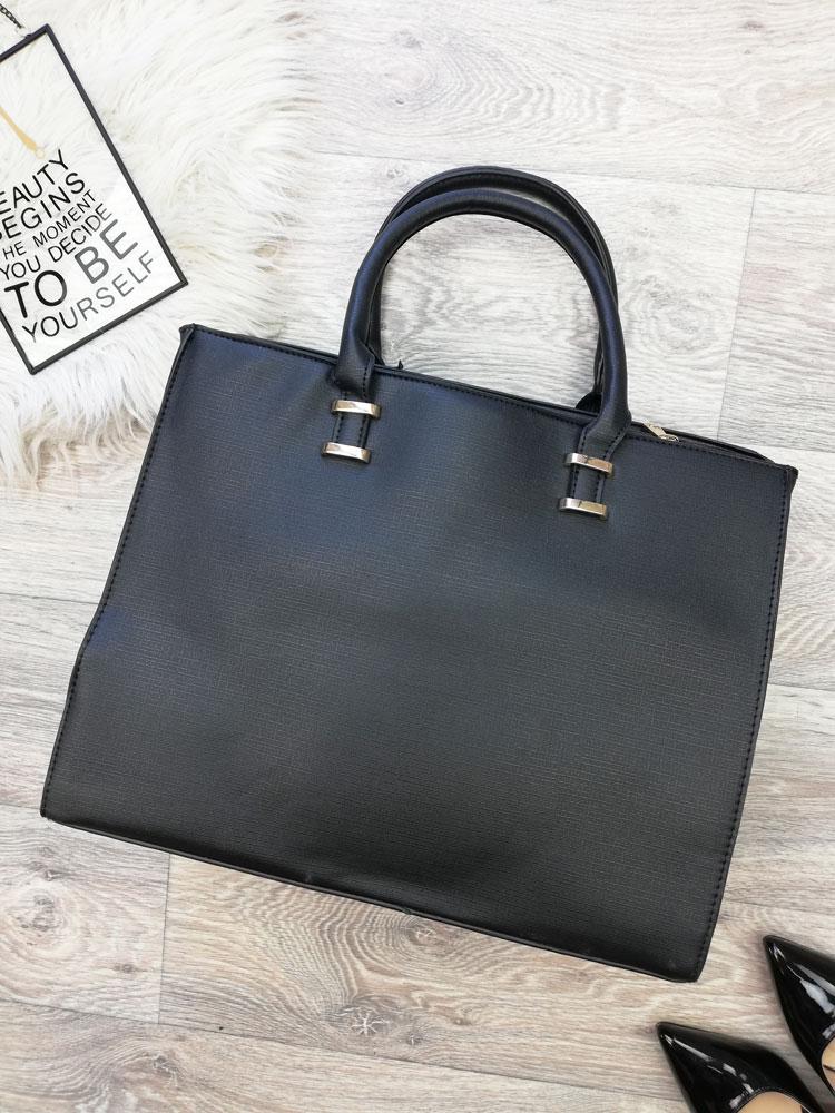 Čierna biznis kabelka DKA-VK2029-black 29cfb9adaa8