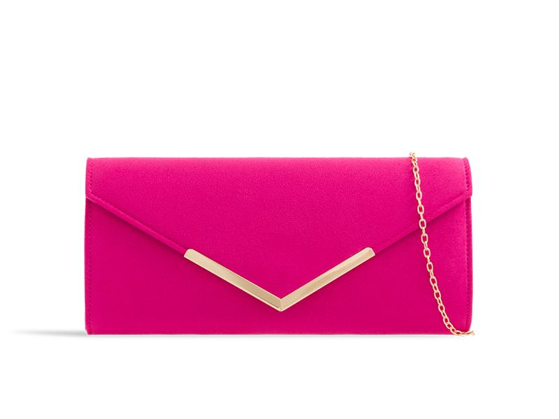 eb58f718a5 Ružová listová kabelka DKO-2435-rose