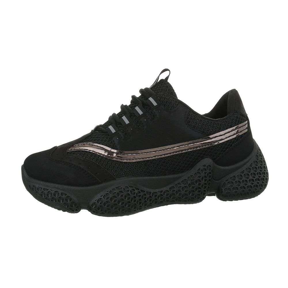 Dámske botasky na hrubej podrážke TOP-G-226-black c085d329a77