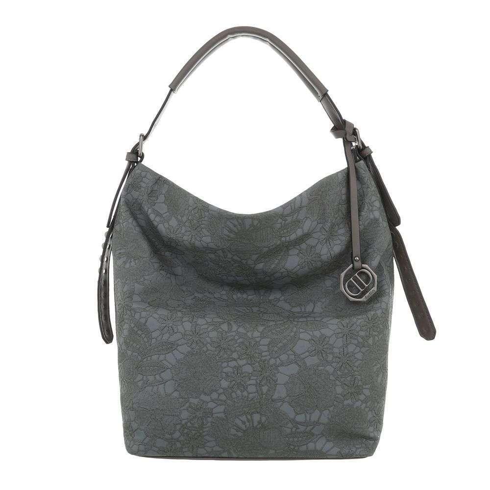 516a499ccb Sivá kabelka na rameno VSGL-TA-9335-5-grey