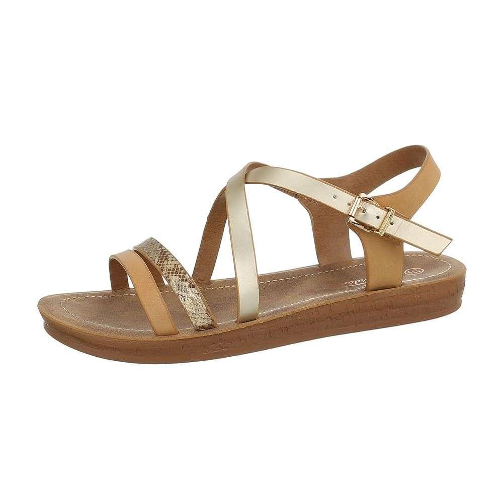 6a458ad4cbb1 Pohodlné dámske sandále TOP-TS-8-beige