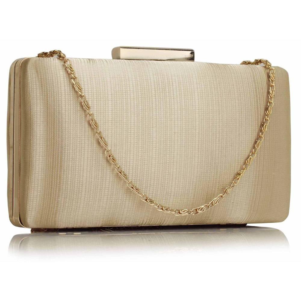 Luxusná večerná kabelka DK00314x-nude 0b4ee0e2e95