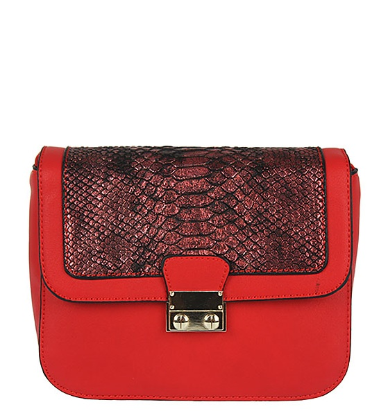 Crossbody Elis WE-H178-red