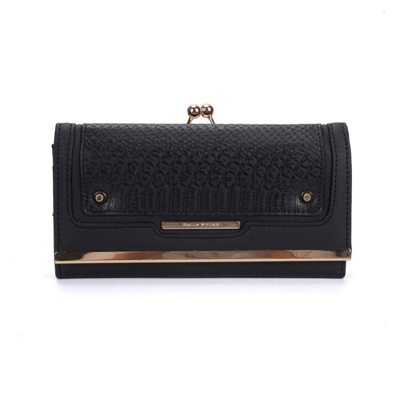 Čierna peňaženka DKA-1440-2-black 2cbc784df0f