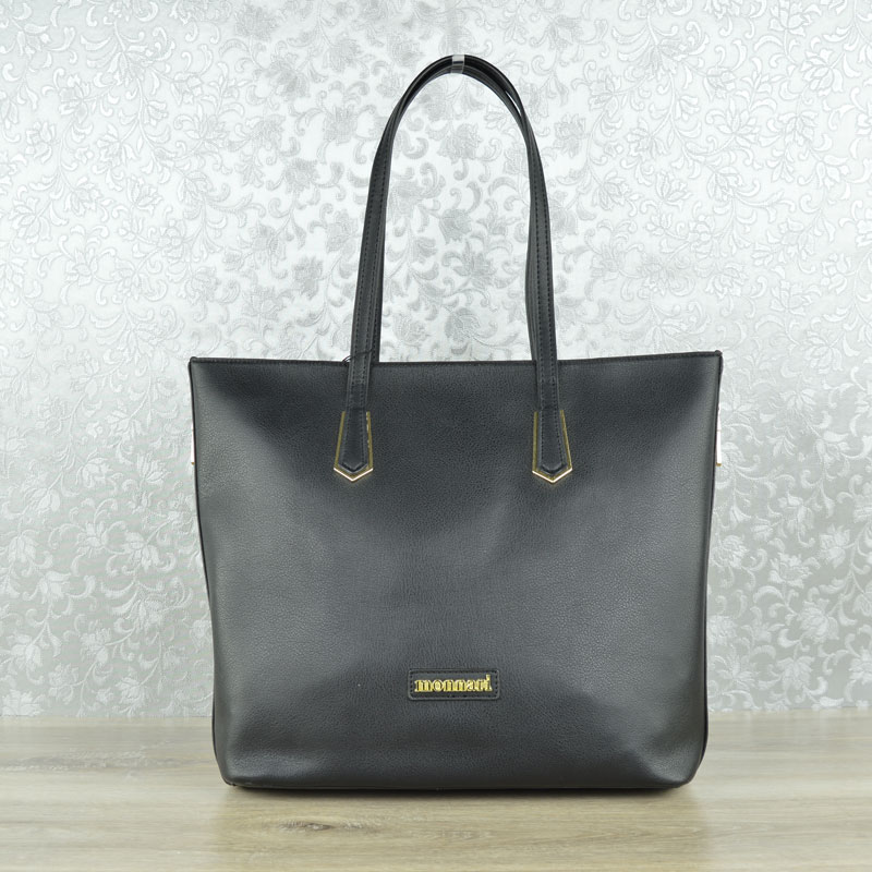 Shopper na rameno MONNARI MON-0850-020-black