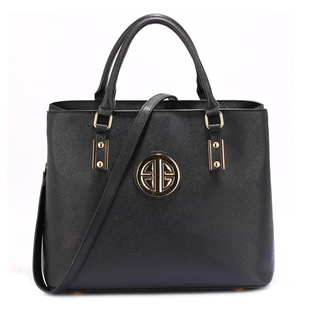 39385b0a41 Čierna kabelka do ruky DK00472-black