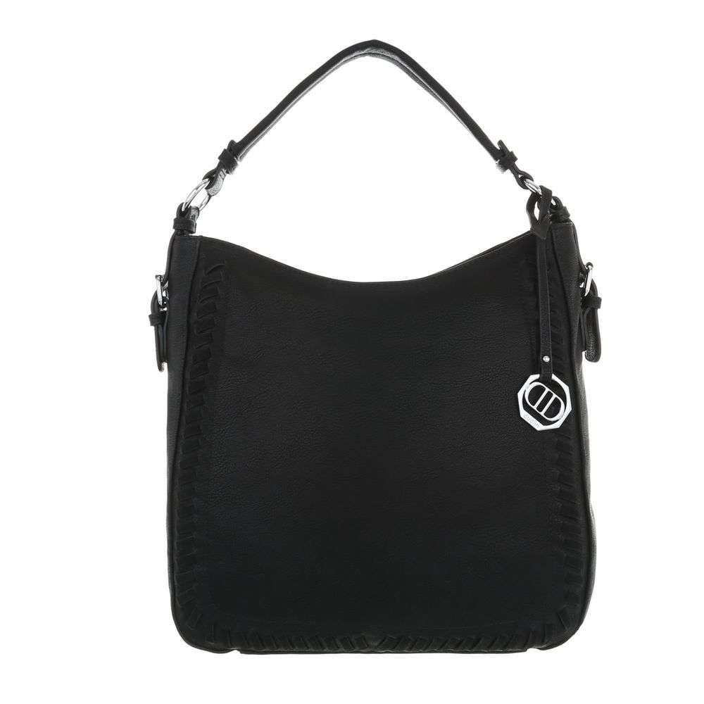 Dámska kabelka na rameno VSGL-TA-6635-61-black 65a7e6b675f