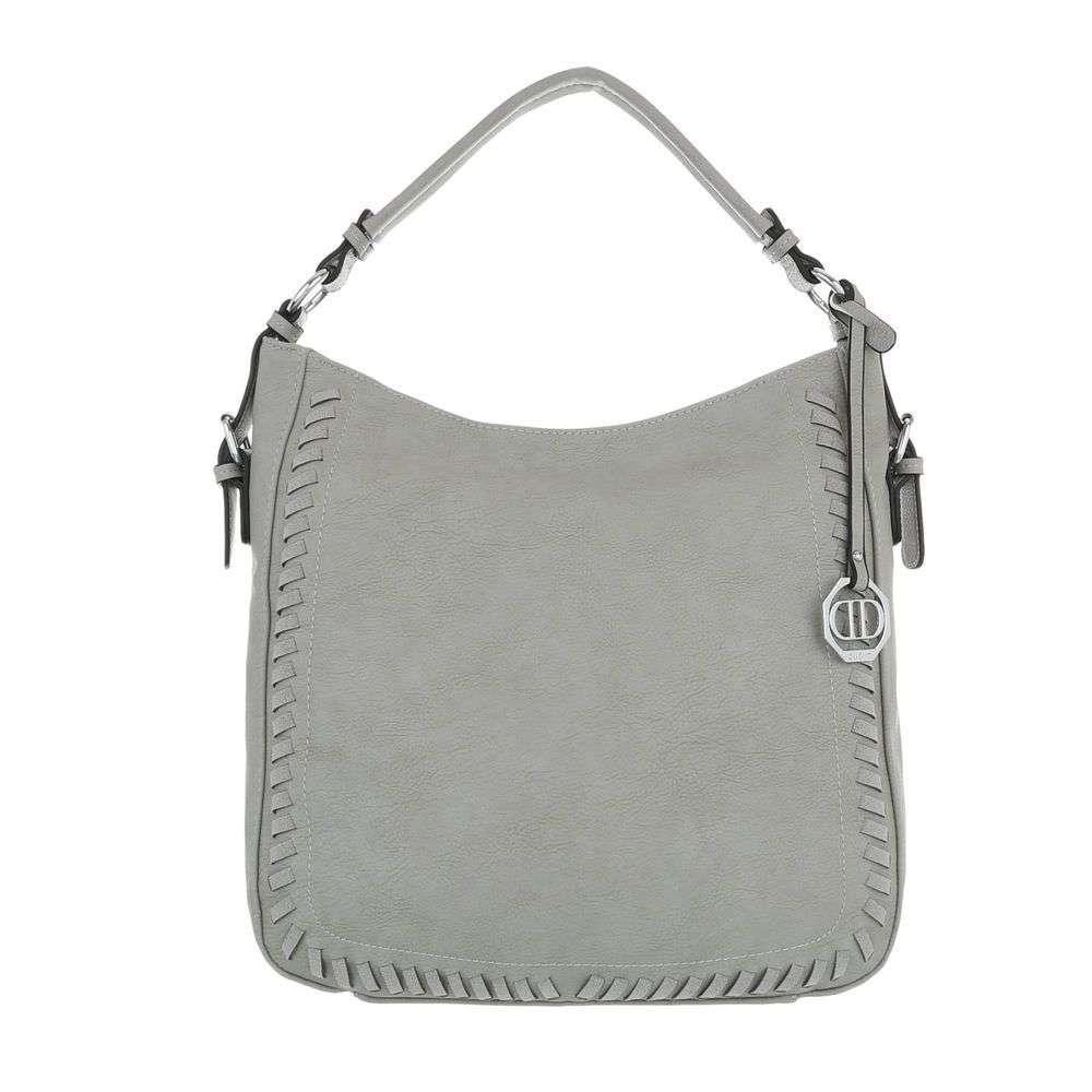 Dámska kabelka na rameno VSGL-TA-6635-61-grey 336d27d7cac