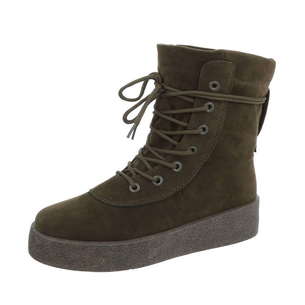 Prechodné topánky TOP-G-3-1-green e2c7f0477ed