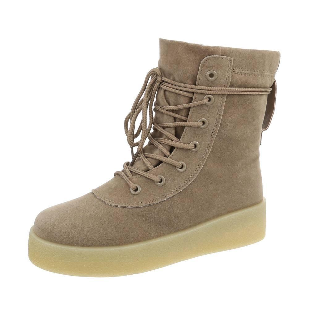 Prechodné topánky TOP-G-3-1-khaki 97ae67551fe