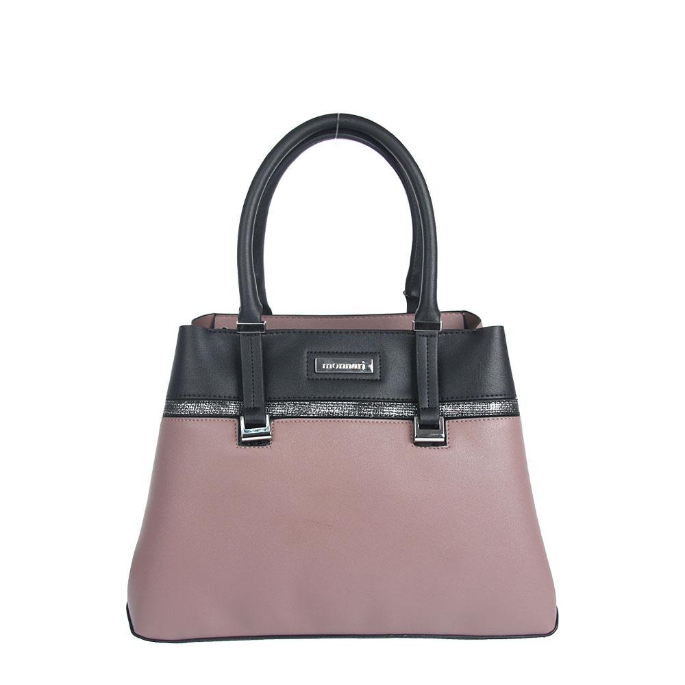 Elegantná kabelka do ruky Monnari MON-0420-M04-pink empty c69aa2c9dc6