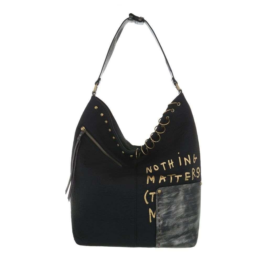 5f50c2661 Štýlová kabelka na rameno VSGL-TA-4235-5-black