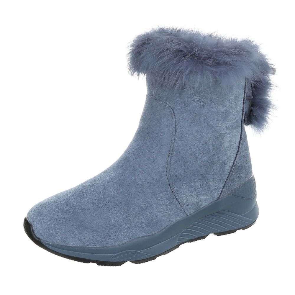 d83c1a8285127 Zateplené snehule TOP-D-15-1-blue