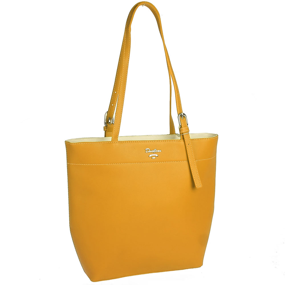 c4163c2ce6 Žltá kabelka na rameno David Jones CM-5903-1-yellow