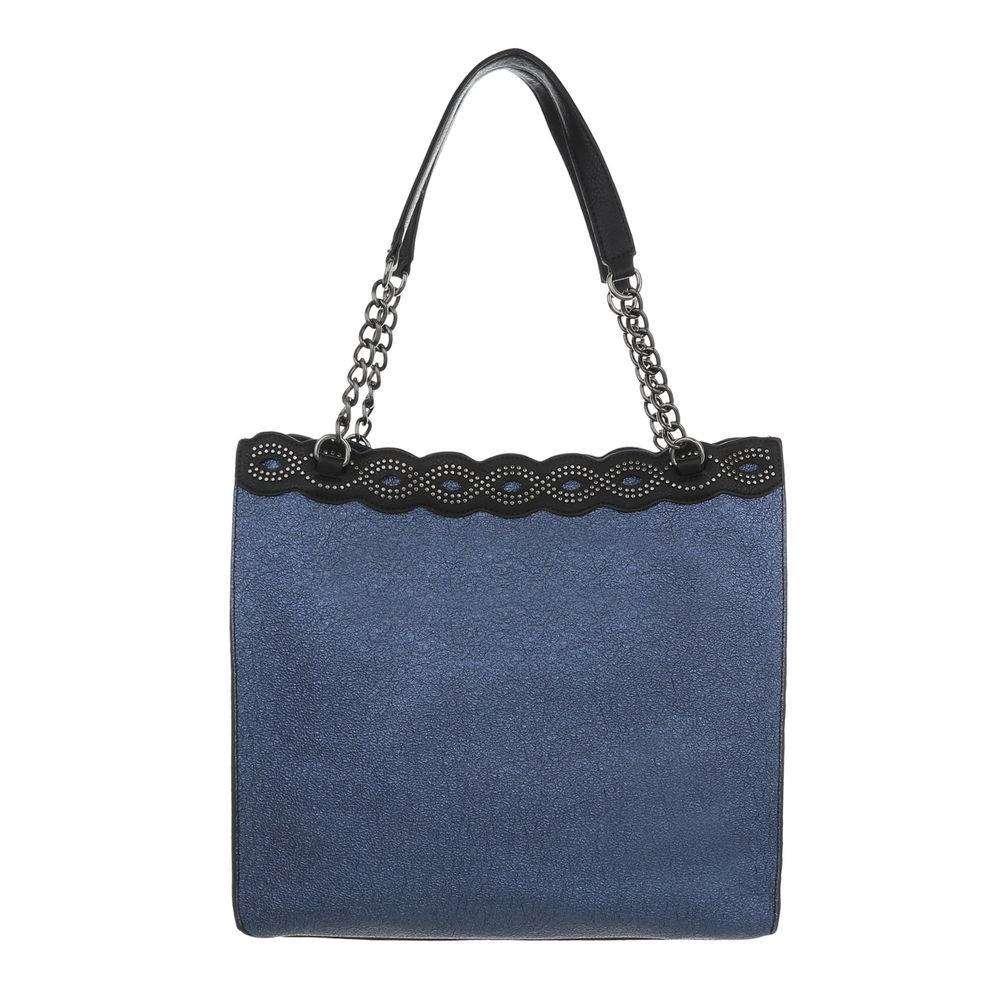3cfe650aac Modrá dámska kabelka 2 v 1 VSGL-TA-JQ991-9912-blue