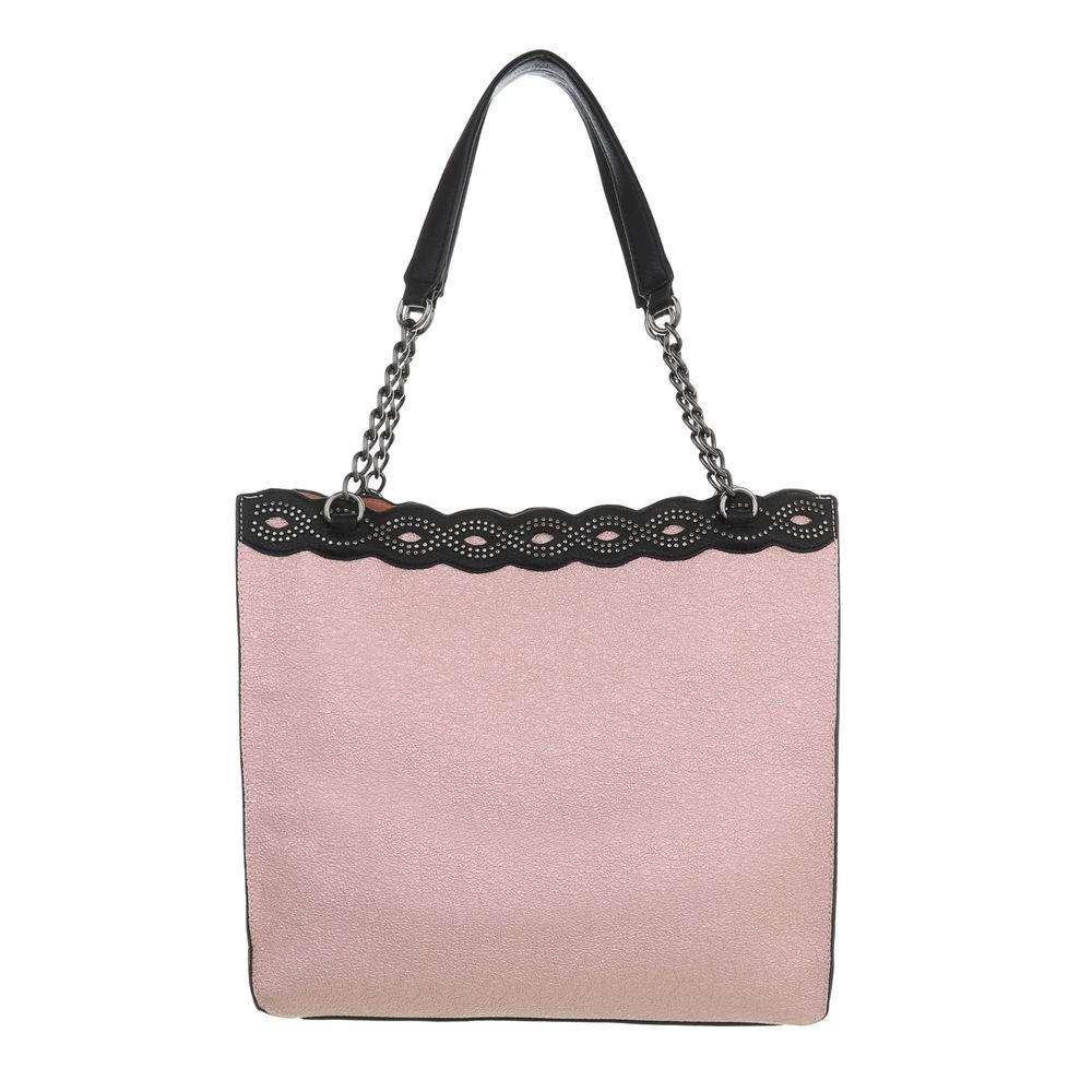 Ružová dámska kabelka 2 v 1 VSGL-TA-JQ991-9912-pink cf03d2f7b2a