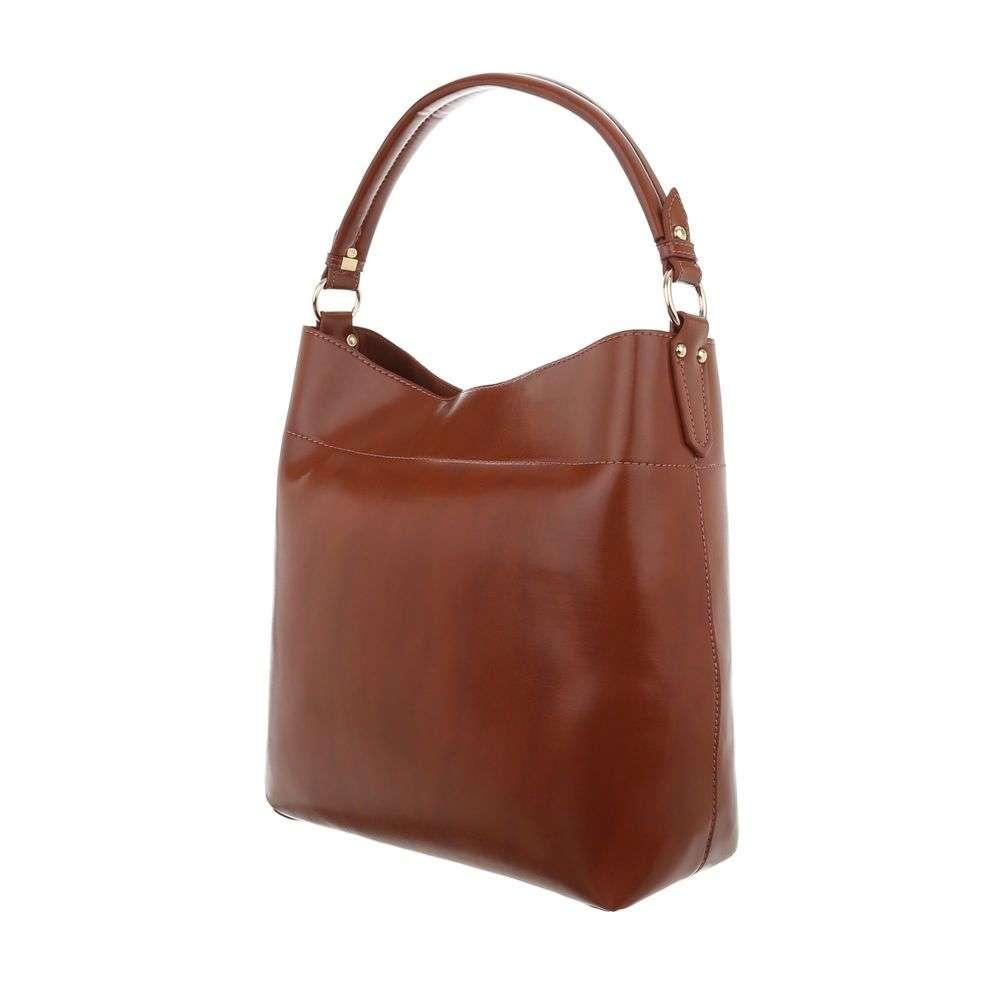 1aef7664c74e Hnedá dámska kabelka s kapsičkou VSGL-TA-1735-73-cuoio