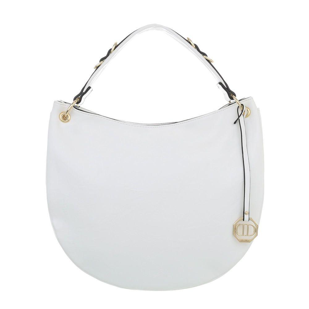 Biela dámska kabelka na rameno VSGL-TA-2635-62-white 770a6471b2b