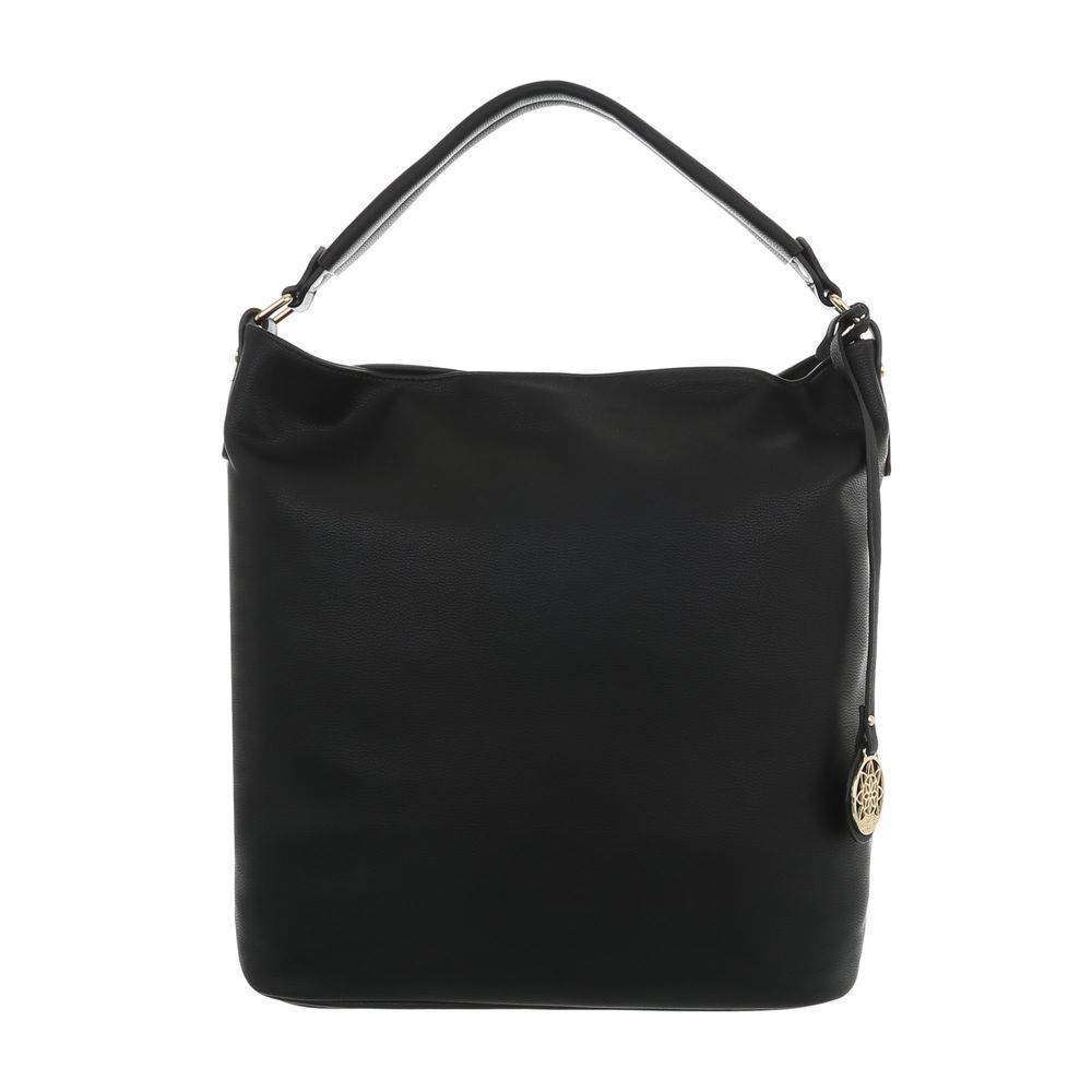 4174516277f3 Čierna dámska kabelka na rameno VSGL-TA-2640-14C-black