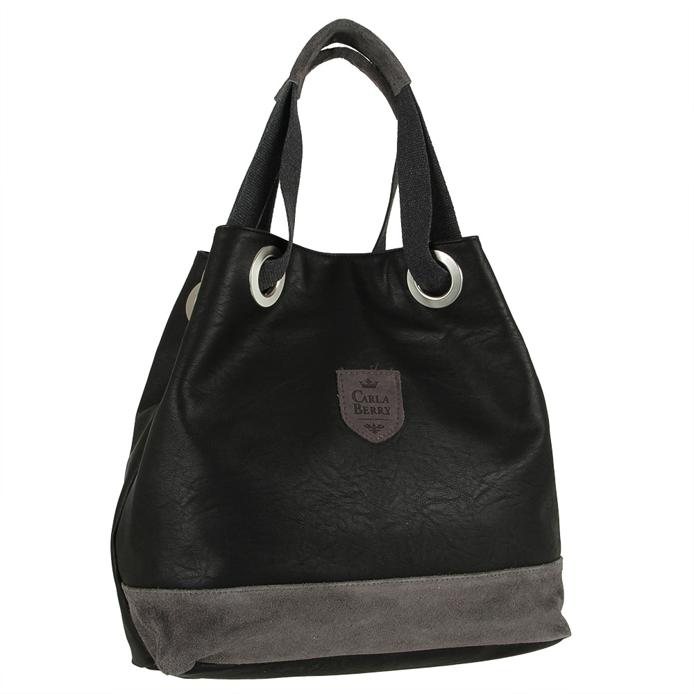 Trendy kabelka do ruky Carla Berry CB-H-20-black