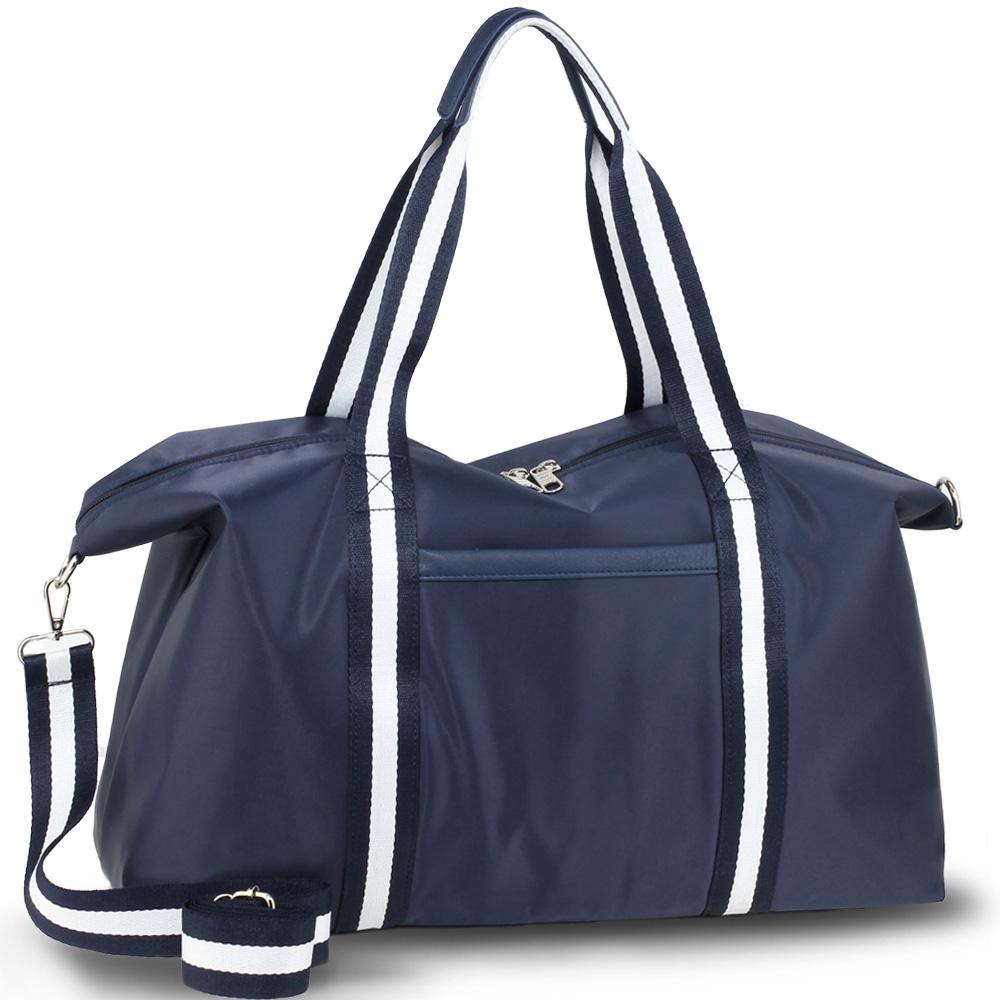 e1267bdf673db Tmavomodrá cestovná/športová taška AGT0021-navy