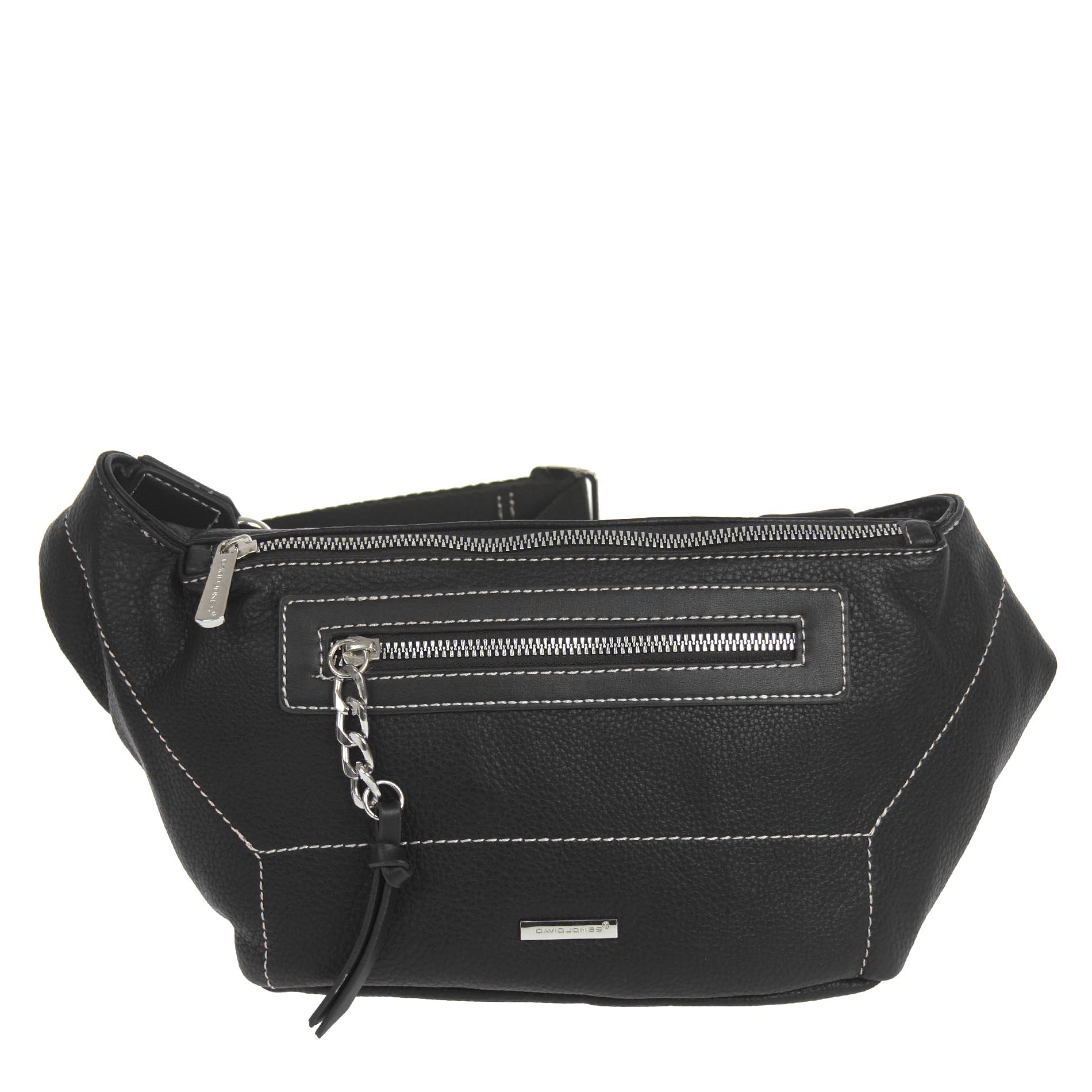 Bedrová kapsička David Jones CM-5407-black