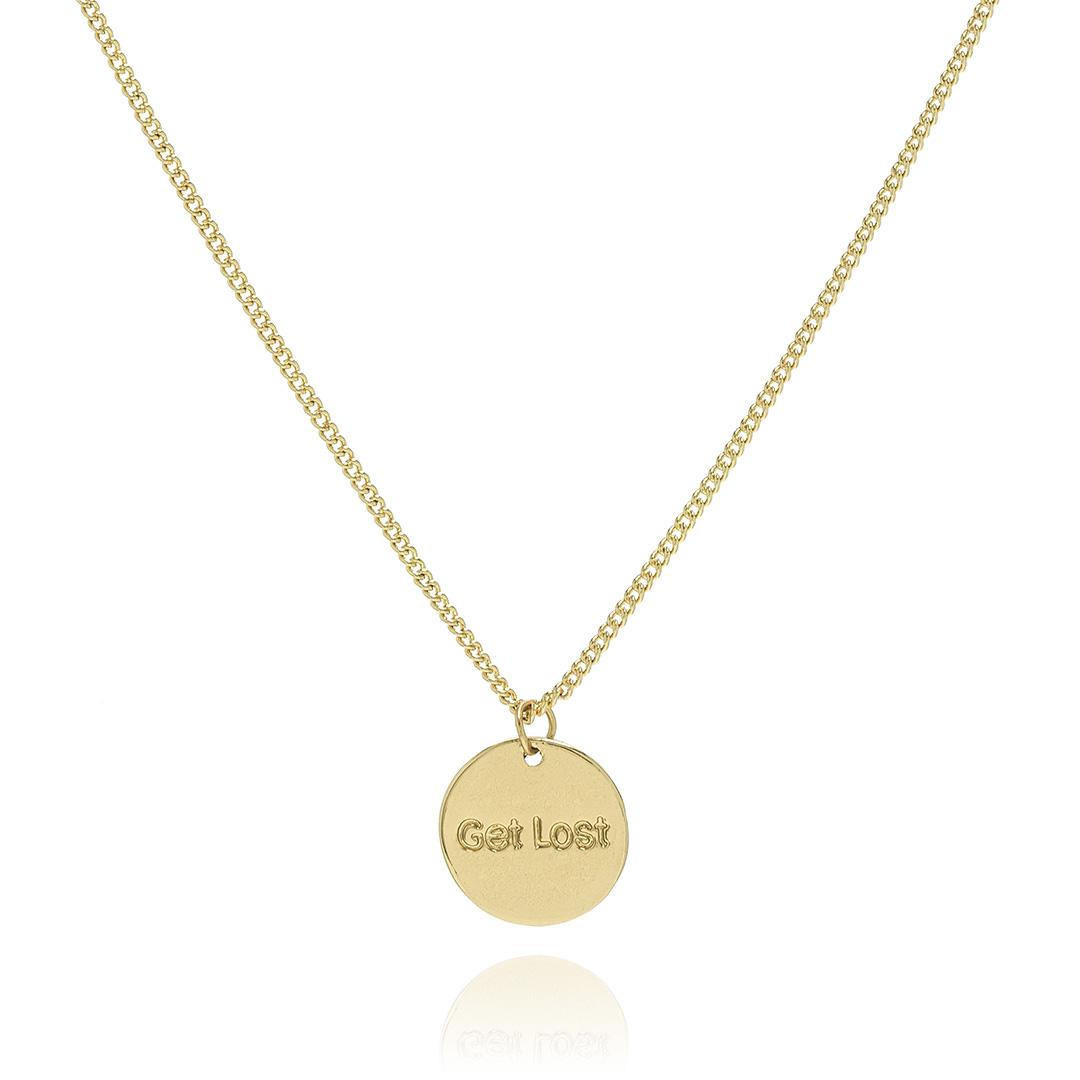 Zlatá retiazka s príveskom BZ403193-Z  8001d522f82