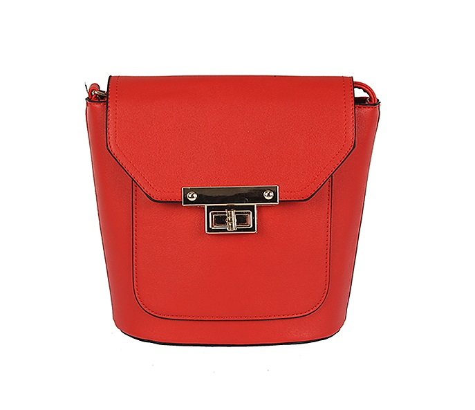 Štýlová crossbody CYNTHIA WE16757-red