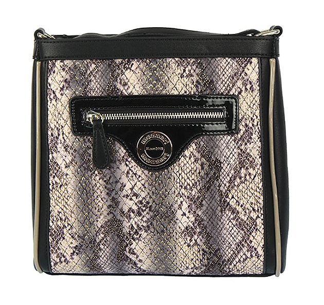 Luxusná crossbody MONNARI MON9020-violet/black