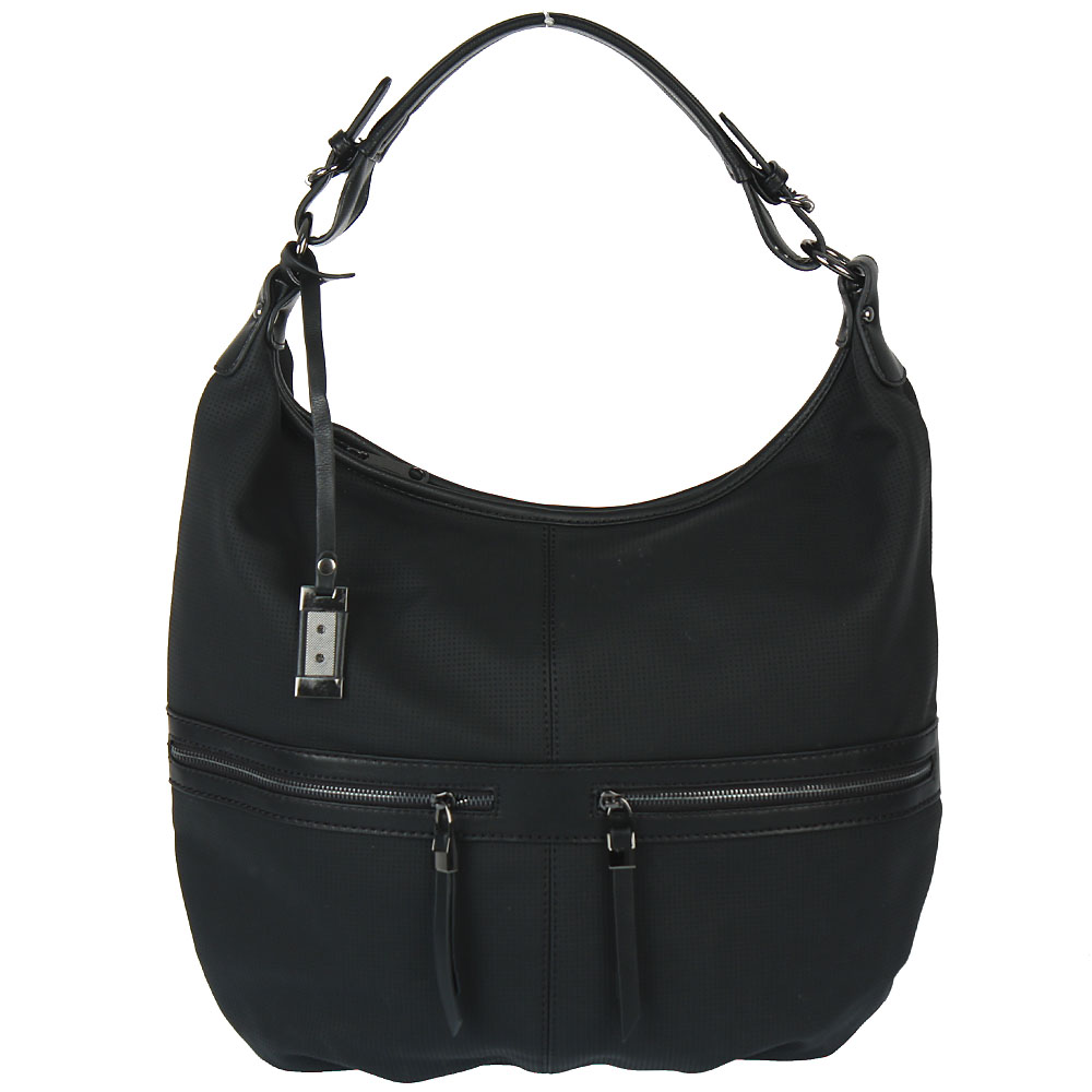 Štýlový shopper BRIANA WE-D16-black