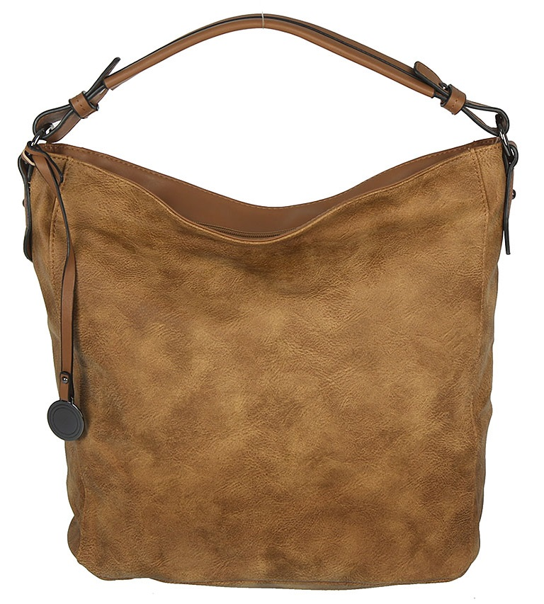 Štýlový shopper PEPPER WE-8623-brown