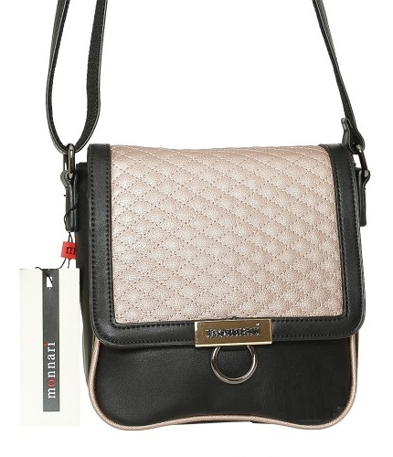 Luxusná crossbody MONNARI MON9300-powder rose