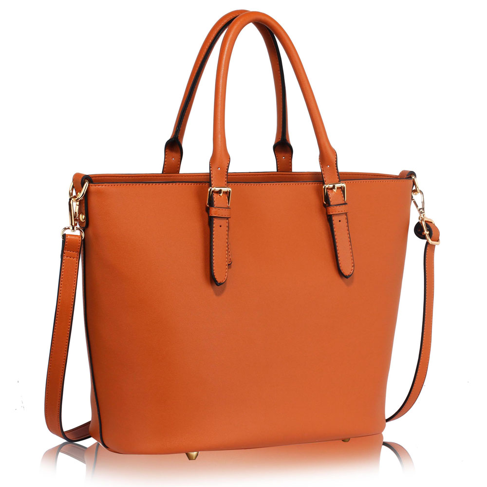 a9c316ab9979 Svetlá hnedá shopper kabelka DK00263x-brown