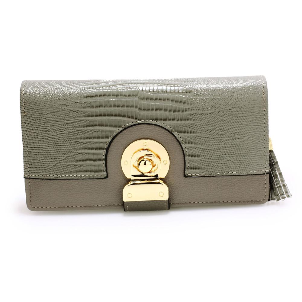 28e5df7189 Peňaženka Samantha AGP1092B-grey