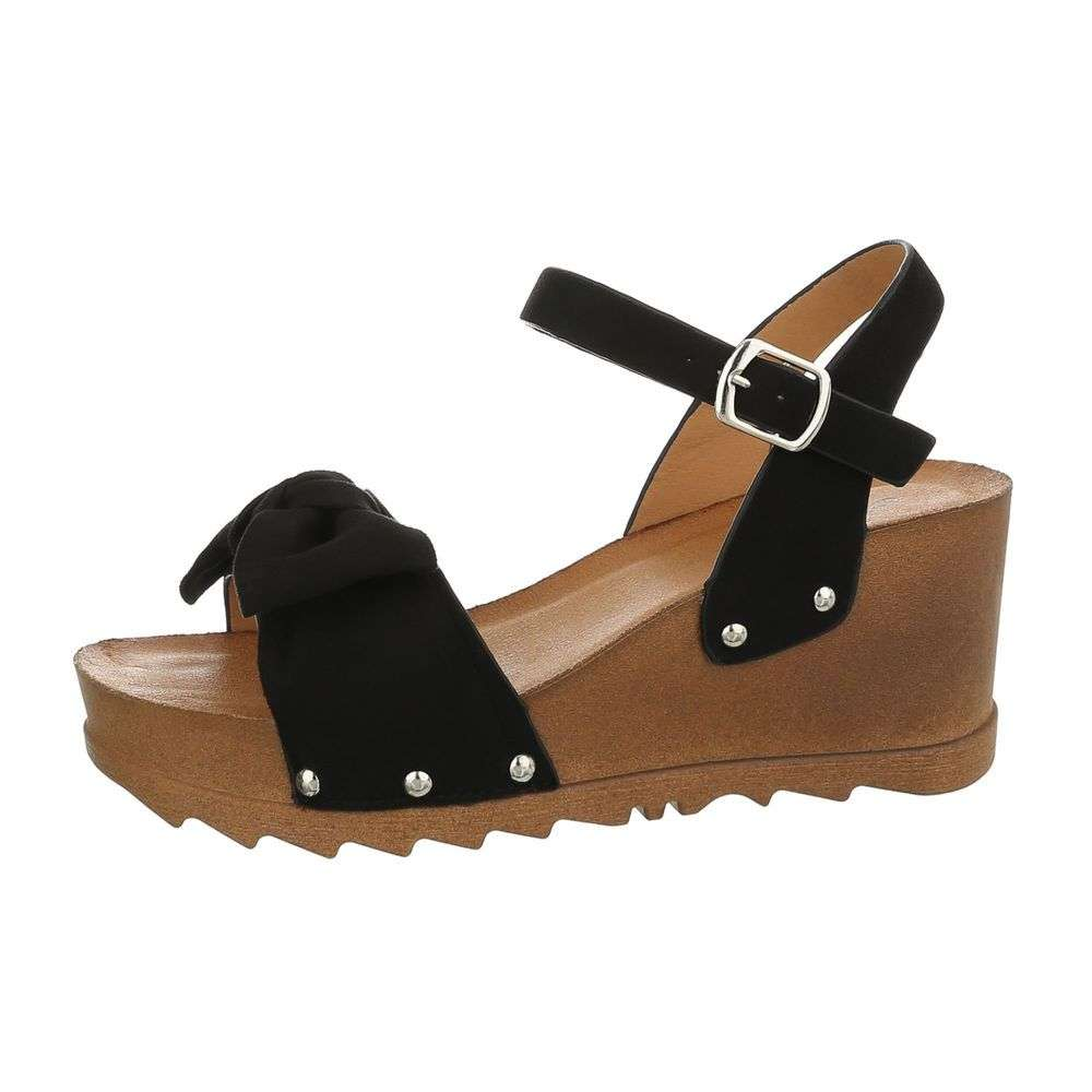 e2da71db8b87 Sandále na platforme TOP-1022-black