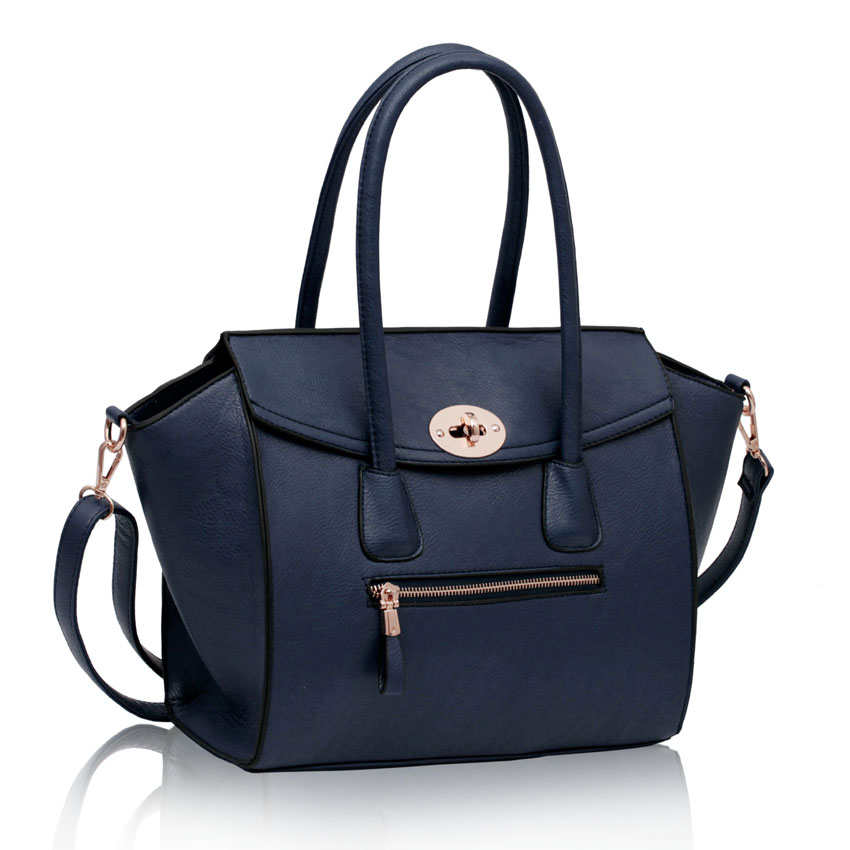 Business kabelka do ruky DK0083-navy