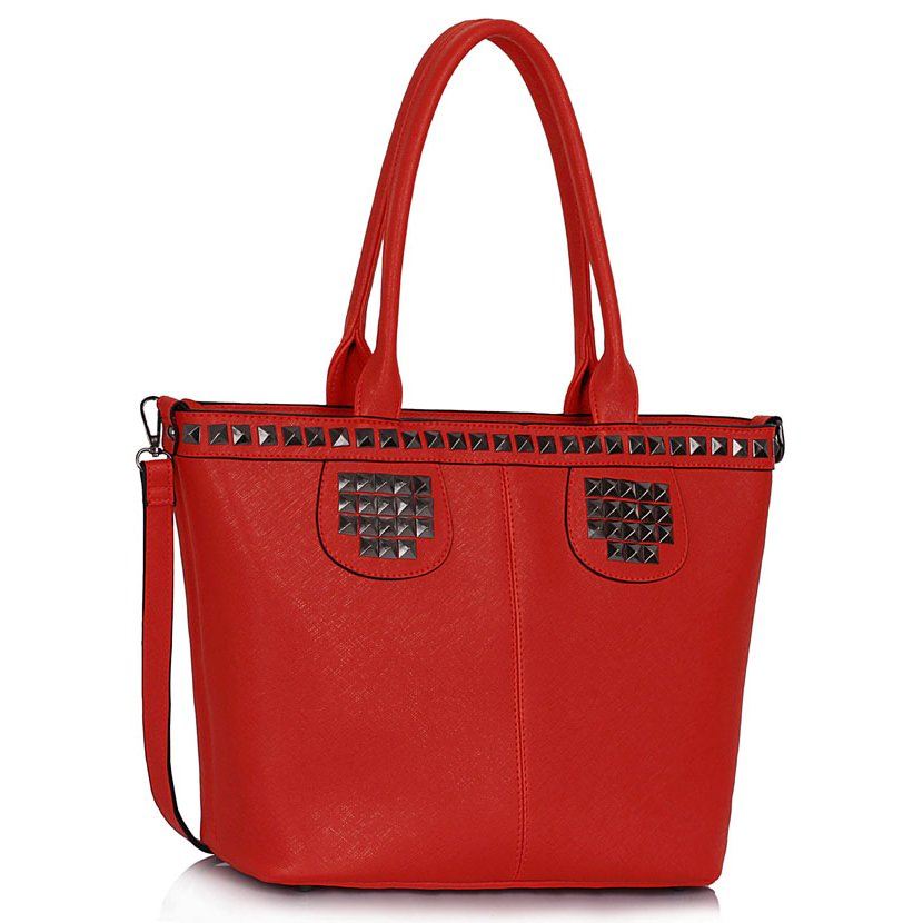 Trendy kabelka LOVELY Rebel DK00344-red