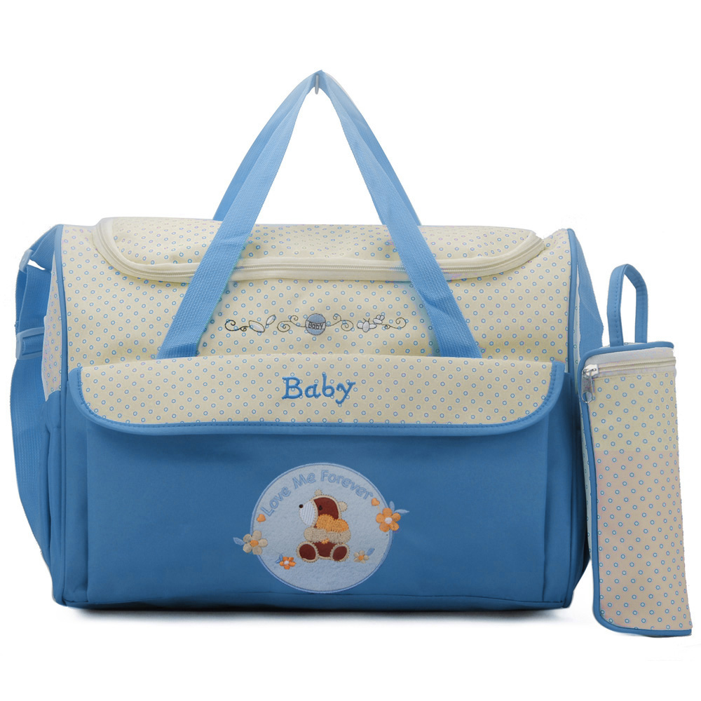 Taška TRAVEL baby DKA2030-blue
