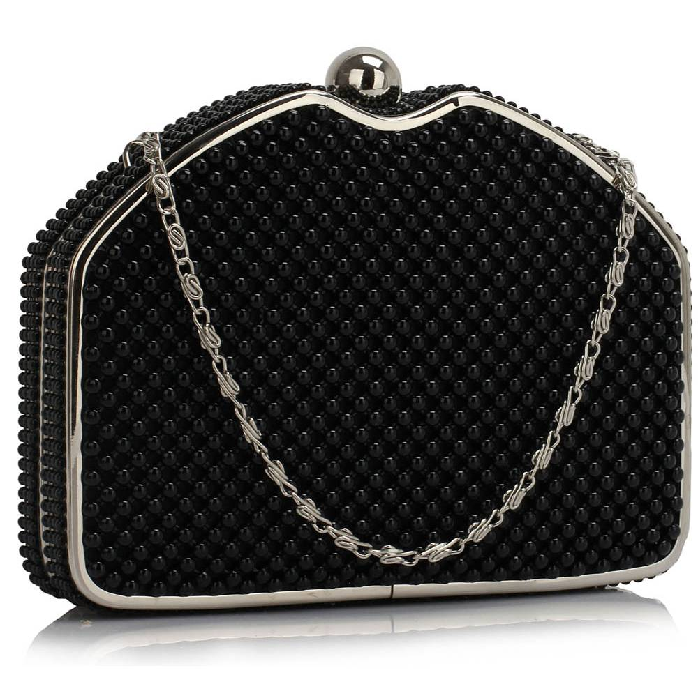 Luxusná mini kabelka DKA00303-black empty 62f70624cee