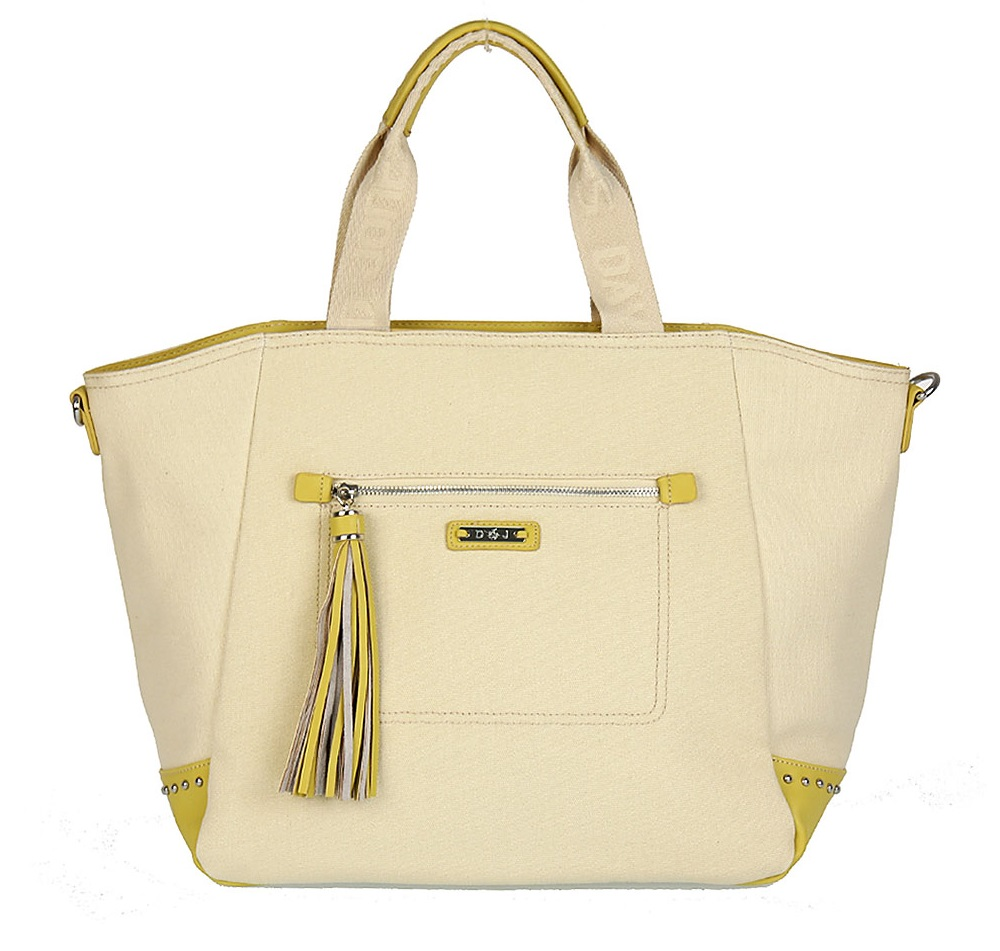 Trendy shopper David Jones CM3107-yellow