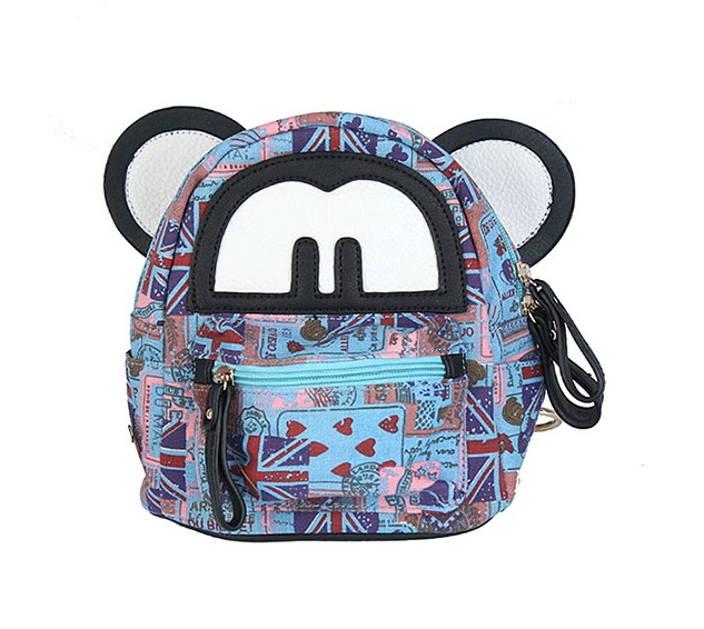 Trendy mini vačik Mickey WE0633-blue