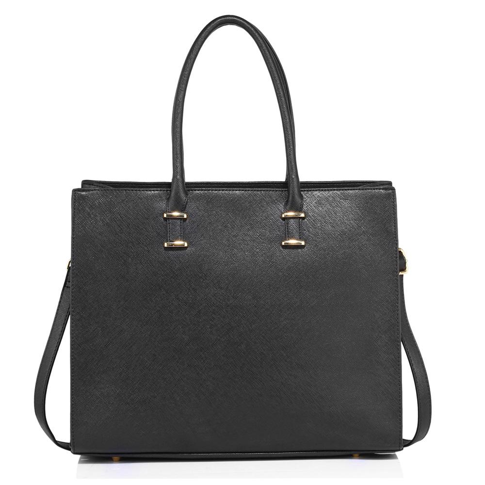 Štýlová kabelka na rameno DK00319-black empty c509e05888d