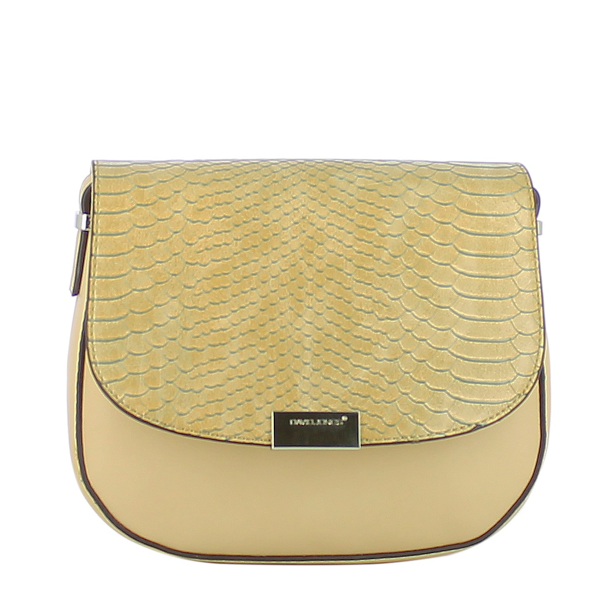 Crossbody David Jones CM5025-1-beige