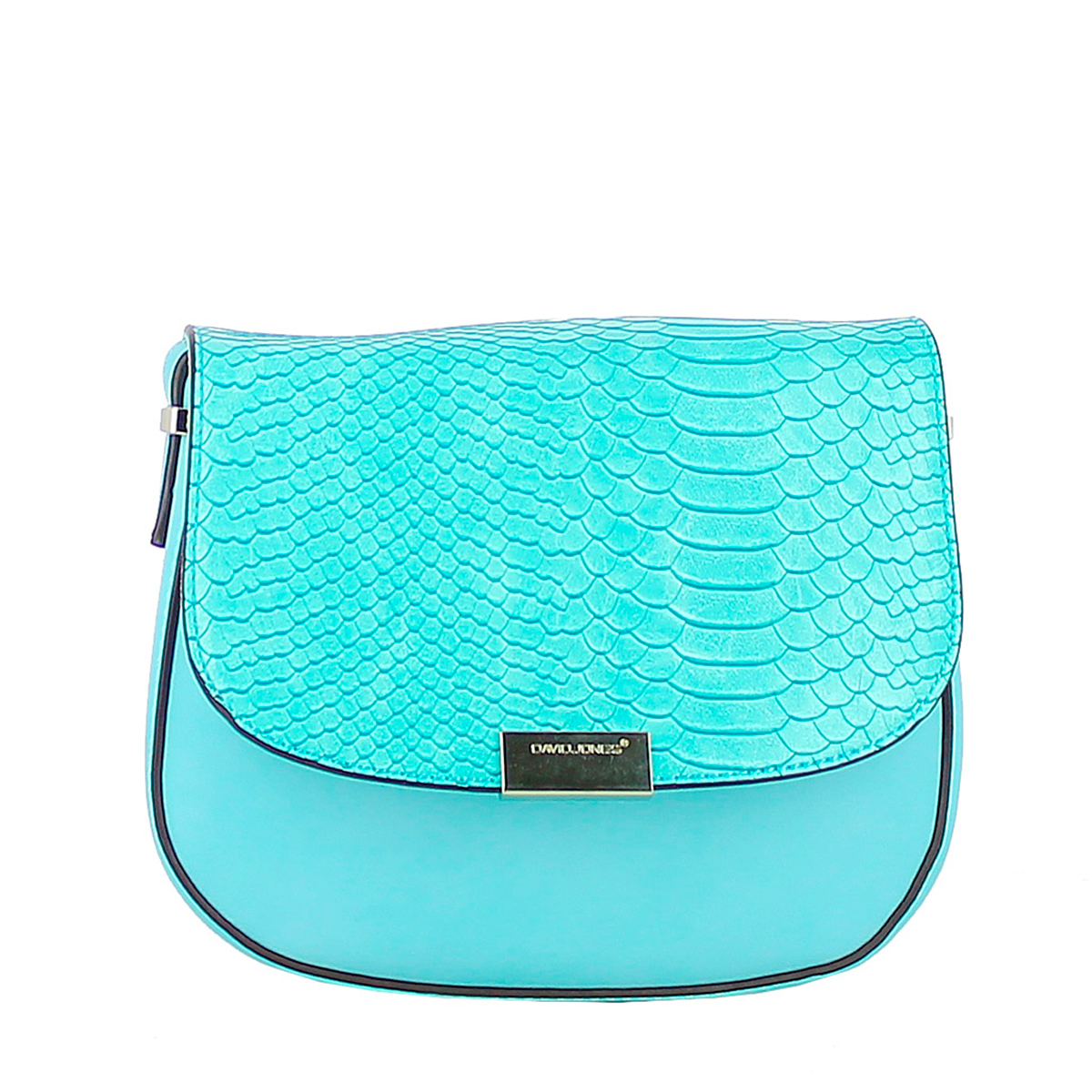 Crossbody David Jones CM5025-1-blue