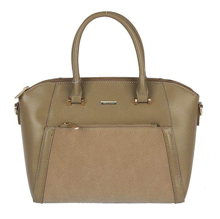 Trendy kabelka do ruky David Jones CM5207-4-camel